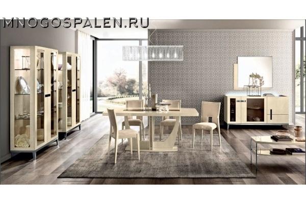 ГОСТИНАЯ AMBRA DAY Camelgroup купить в салоне-студии мебели Барселона mnogospalen.ru много спален мебель Италии классические современные