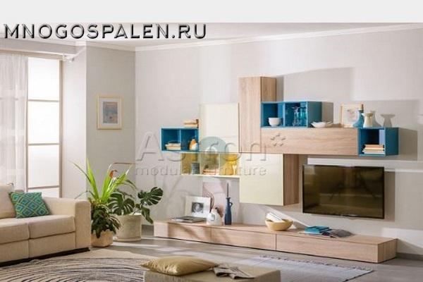Гостиная Sibox B023 Astron купить в салоне-студии мебели Барселона mnogospalen.ru много спален мебель Италии классические современные