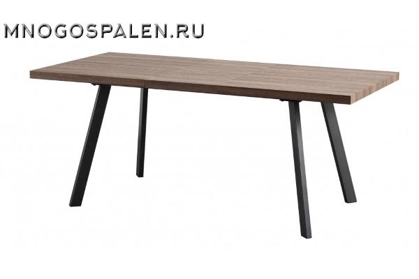 Стол обеденный  VIVI (120-160) (ясень) купить в салоне-студии мебели Барселона mnogospalen.ru много спален мебель Италии классические современные