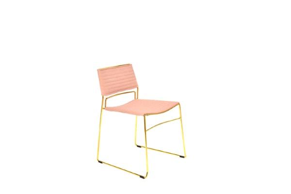 Стул Дэйзи розовый купить в салоне-студии мебели Барселона mnogospalen.ru много спален мебель Италии классические современные