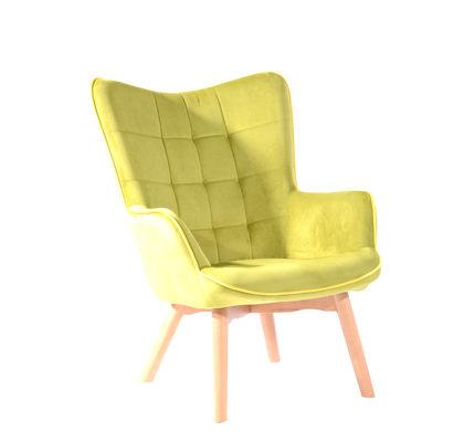 Кресло Манго оливковый купить в салоне-студии мебели Барселона mnogospalen.ru много спален мебель Италии классические современные