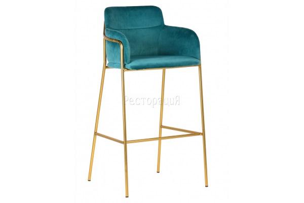 Кресло барное Strike aquamarine купить в салоне-студии мебели Барселона mnogospalen.ru много спален мебель Италии классические современные