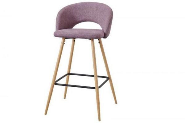 Барный стул DC-873 pink купить в салоне-студии мебели Барселона mnogospalen.ru много спален мебель Италии классические современные
