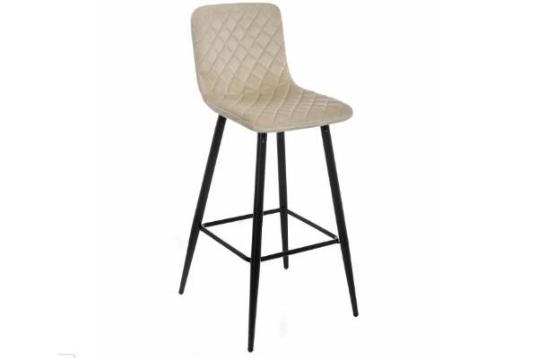 Барный стул Tarli бежевый купить в салоне-студии мебели Барселона mnogospalen.ru много спален мебель Италии классические современные